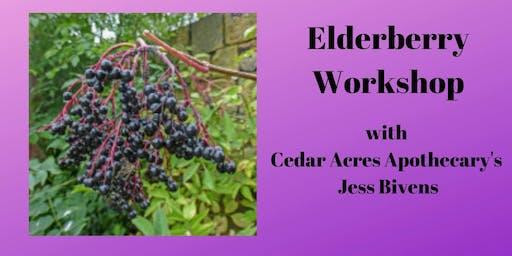 Elderberry Herbalism