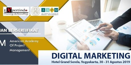 Pelatihan Digital Marketing (BERBAYAR) tickets