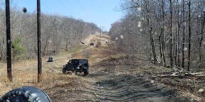 J.E.E.P. Fall Trail Ride