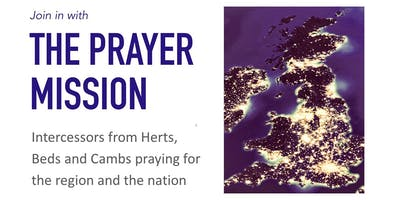 THE PRAYER MISSION GATHERING - LETCHWORTH