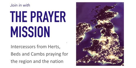 THE PRAYER MISSION GATHERING - LETCHWORTH tickets