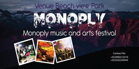 Monoply Karachi Edition tickets