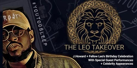 LEO TAKEOVER SILENT HEADPHONE PARTY tickets