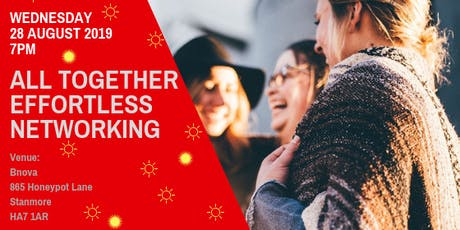 All Together Effortless Networking  tickets