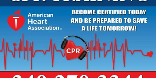 AHA Heartsaver CPR & AED