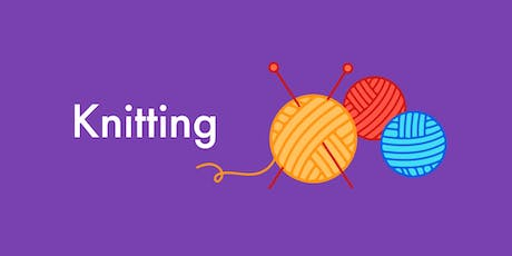 Knitting - Blacktown Session tickets