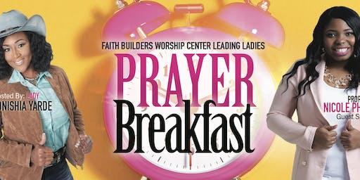 Leading Ladies Prayer Breakfast