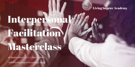 Interpersonal Facilitation Masterclass  tickets
