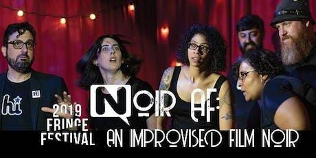 Noir AF: An Improvised Film Noir (Philly Fringe Festival) tickets