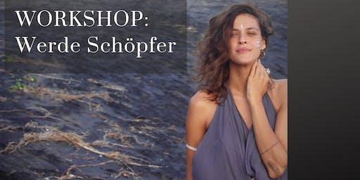 Erwecke deine Weiblichkeit & werde Schöpferin - Workshop Zürich