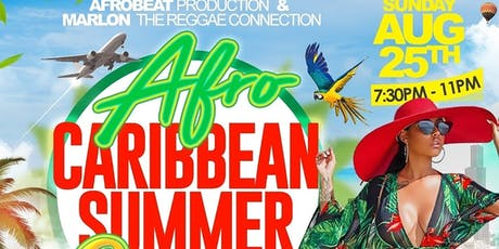 AFRO CARIBBEAN SUMMER BREEZE DAY PARTY tickets