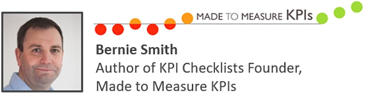 Performance Mgmt NYC: Designing, Planning & Monitoring the Right KPIs image
