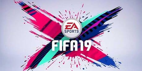 Torneo Presencial FIFA19  entradas