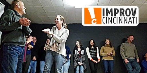 Improv Class Showcase: 101 & 201