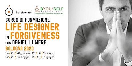 Percorso di Formazione: Life Designer del Perdono con Daniel Lumera biglietti