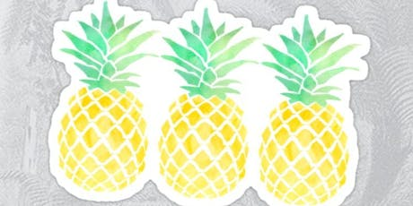 Paper Pineapple Plates @ Chingford Library tickets