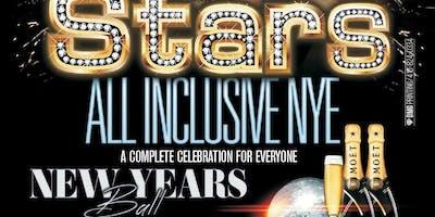 Stars - New Years Eve All Inclusive Toronto (Buffet Dinner & Open Bar)