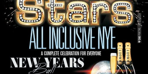 Stars - New Years Eve All Inclusive Toronto (Buffet Dinner & Open Bar)