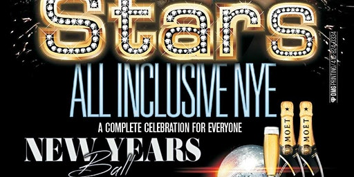Stars - New Years Eve All Inclusive Toronto (Buffe
