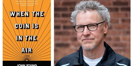 """Book Reading: John Young, Author of """"When the Coin is in the Air tickets"""