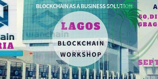 Lagos Blockchain workshop.