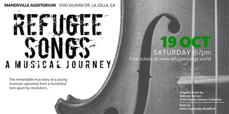 Refugee Songs: A Musical Journey tickets