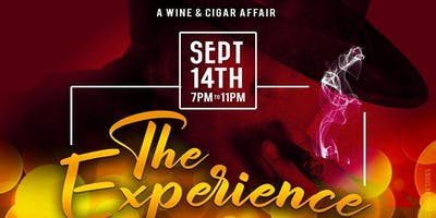 The Experience: A Wine and Cigar Social
