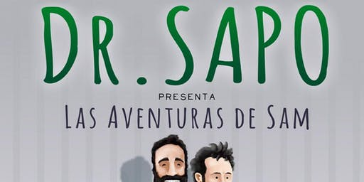 Le Petit Matisse: Dr. Sapo
