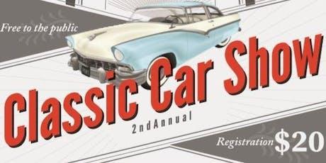Classic Car Show Keane-Rankin Metro Detroit Chapter 1 DAV tickets