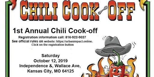 Urban Impact Chili Cook off