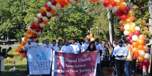 Walk for Wellness & Recovery, Mental Health Assoc. NJ w/Monarch Hsg. Assoc.