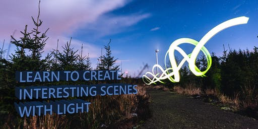 Light Painting Workshop in Dalkey