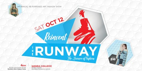 Reinvent the Runway 2019 tickets