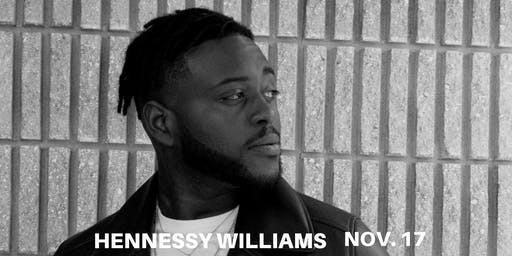 Hennessy Williams Experience Free Ticket Seat Fillers