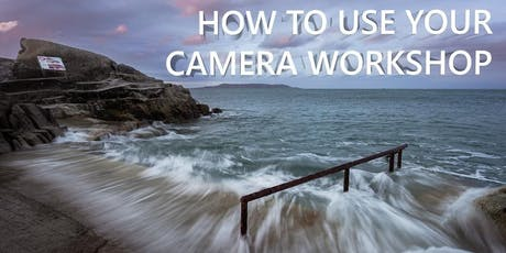 Photography Workshop at Dun Laoghaire tickets