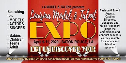 Louisiana Model & Talent Expo