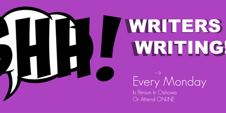 Come Write With Me! tickets