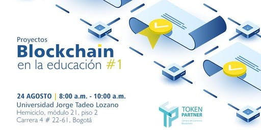 Blockchain en la educación #1