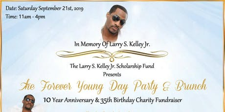 The Forever Young Day Party and Brunch  tickets