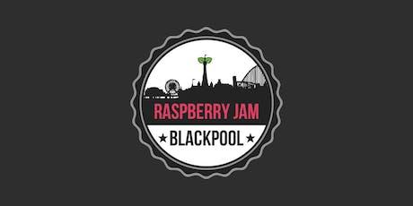 Blackpool Raspberry Jam 5th Birthday Party tickets