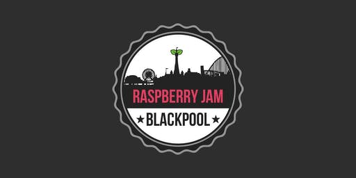 Blackpool Raspberry Jam 5th Birthday Party