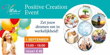 Positive Creation Event  tickets