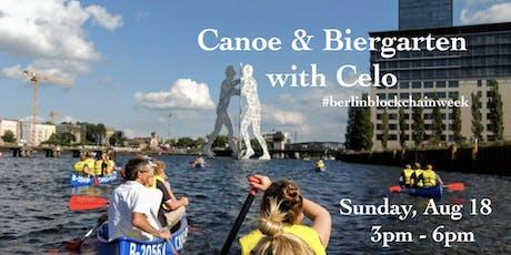 Canoe Berlin Blockchain Week +  Biergarten with Celo Tickets