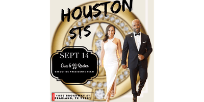 Houston Success Training Seminar (STS) September 2019
