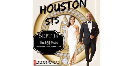 Houston Success Training Seminar (STS) September 2019 tickets