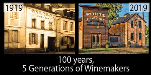 A Centennial Celebration: exhibition & tastings