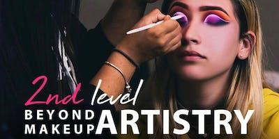 2nd Level Beyond Makeup Artistry   Norte