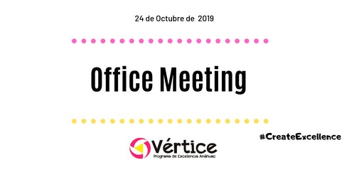 Office meeting (FlexZone, Encuentro con Fundador)