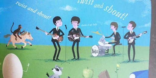 Le Petit Matisse: Little Niño descubre a... The Beatles!