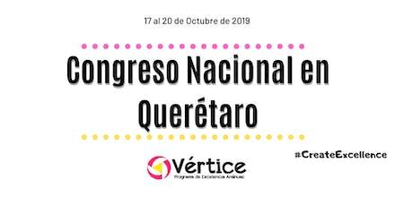 Congreso Nacional en Querétaro entradas